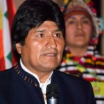 Evo Morales says Boliva will save Mother Earth