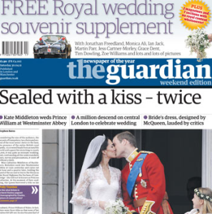 Guardian Royal Wedding